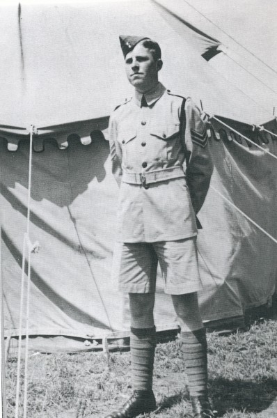 Royal Canadian Regiment Impression (circa 1939) and Canadian Summer Service Dress George10
