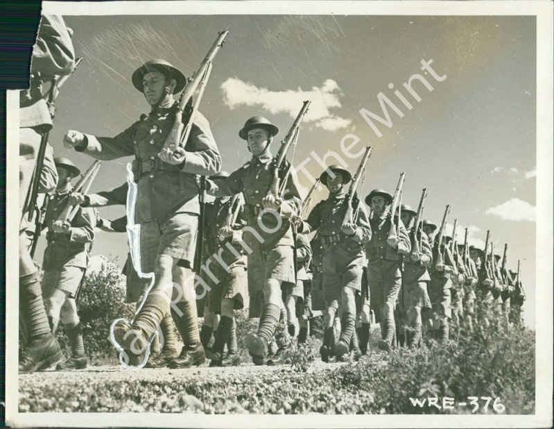 Royal Canadian Regiment Impression (circa 1939) and Canadian Summer Service Dress Wwii_p10