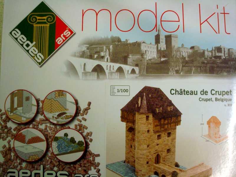 Ouvre-boîte Château de Crupet [Aedes Ars 1/100] 111