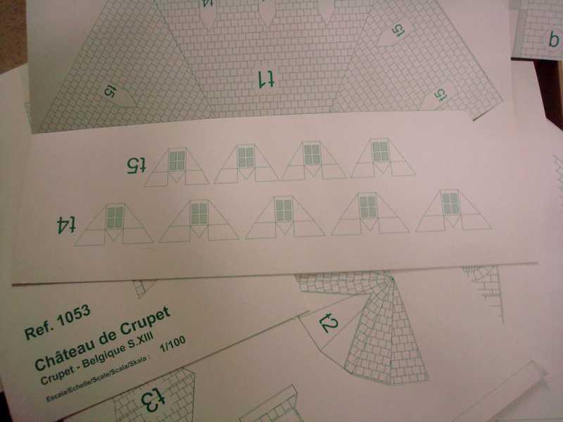 Ouvre-boîte Château de Crupet [Aedes Ars 1/100] 610