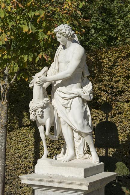 Cyparisse et son cerf 17-50210