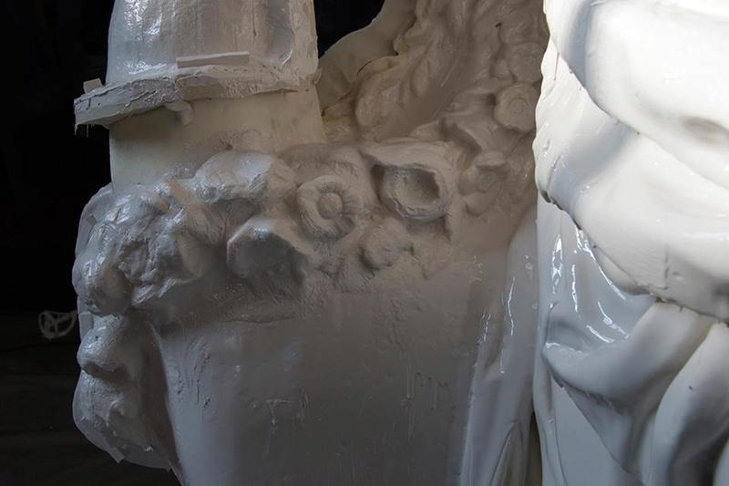 Visite à l'atelier de restauration des sculptures du C2RMF - Page 2 18836011