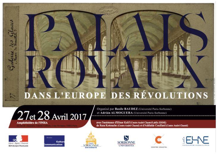 Palais royaux dans l'Europe des Révolutions  Palais10