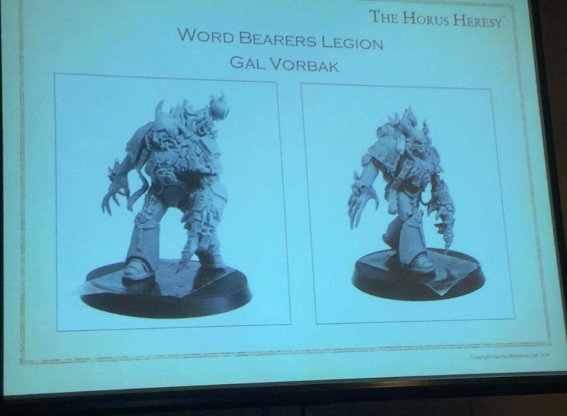 [The Horus Heresy Weekender 2014] - Centralisation des news - Page 2 10374810