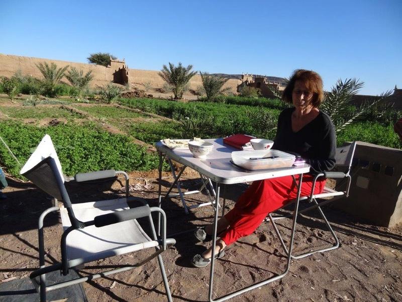 [Maroc Camp/Dernières nouvelles] camping SERDRAR à Tazzarine Dsc05410