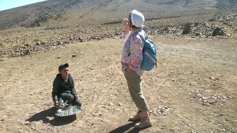 [Petites RANDOS pédestres] Site de gravures de Foum Chenna à partir de Tinzouline près de Zagora Wp_20110