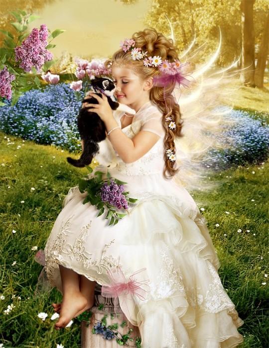 صور اطفال بالوان الزيت Hwaml_10
