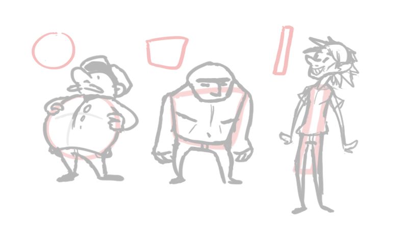 [Conseil] Les bases du dessin: Le corps humain Tuto_c13
