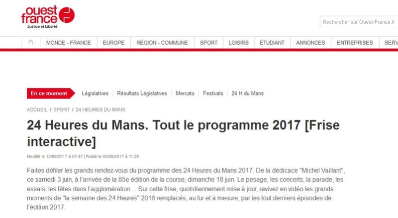 Le Mans 2017 - Page 2 124