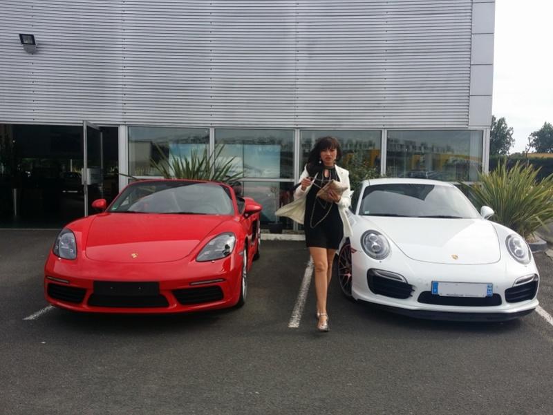 """Laseric à la soirée """"Classics""""  du Centre Porsche Bordeaux - Page 2 Tanya_10"""