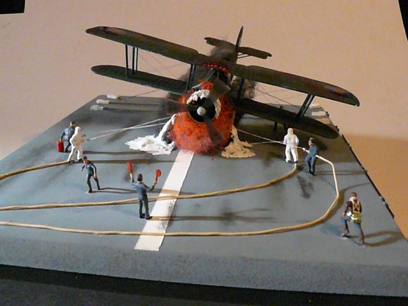 swordfish kit AIRFIX   RELIQUE DE 1960 Vitrin10