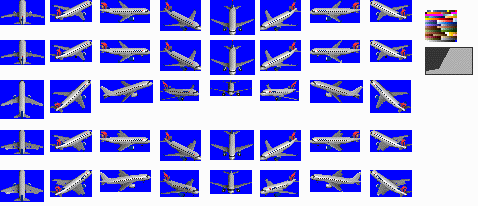 [WIP] A321-100/-200 Delta10