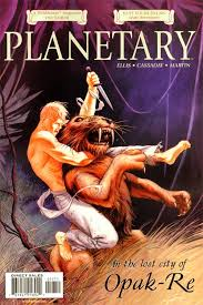 mangas - comics - bd Planet10