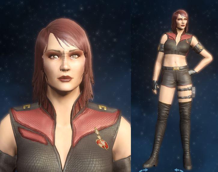 Capitaine Leeta (sur Bajorane) Captu163