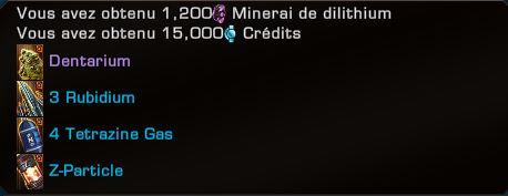 5 min pour 1800 dil par perso par jour + 5000 xp craft & matériaux Captu336