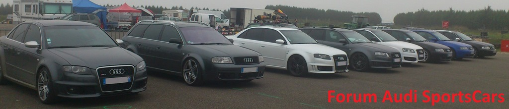 Forum Audi Sports Cars (S/RS/R)