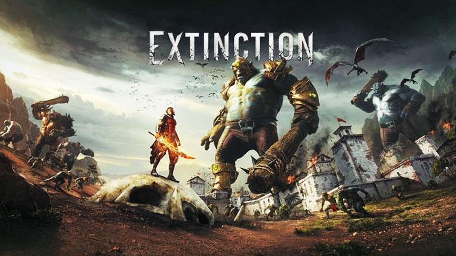 Extinction: nuevo juego al estilo Prince of Persia y Attack on Titan Extinc10