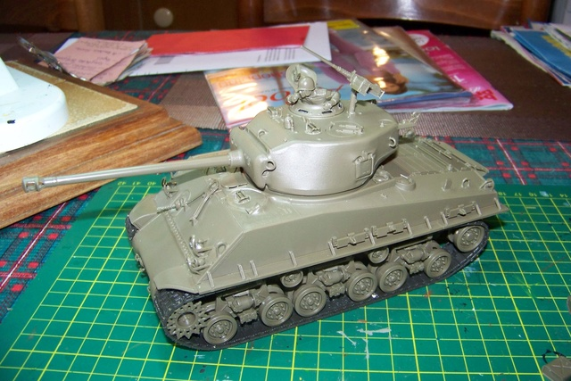 M4A3E8 Sherman Easy Eight (Tamiya 1/35) 419510