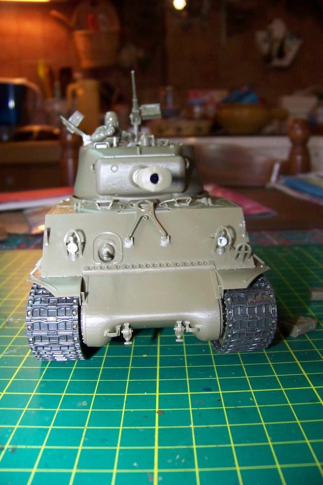 M4A3E8 Sherman Easy Eight (Tamiya 1/35) 420910