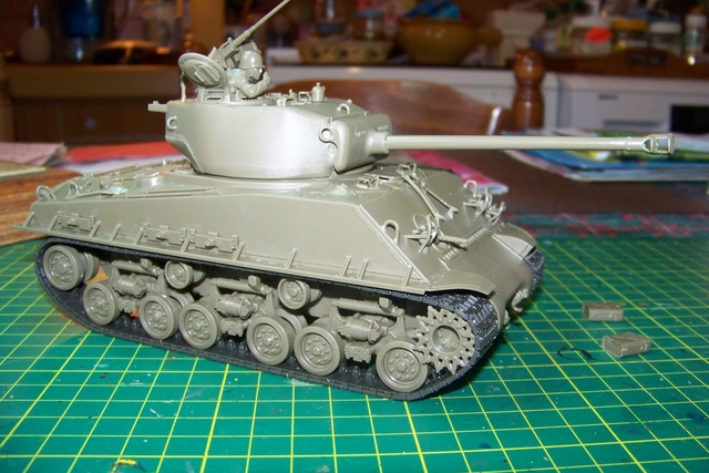 M4A3E8 Sherman Easy Eight (Tamiya 1/35) 421910