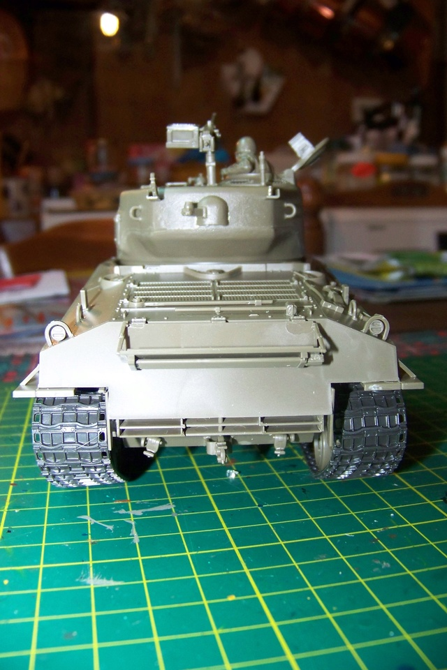 M4A3E8 Sherman Easy Eight (Tamiya 1/35) 422910