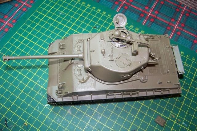 M4A3E8 Sherman Easy Eight (Tamiya 1/35) 423910