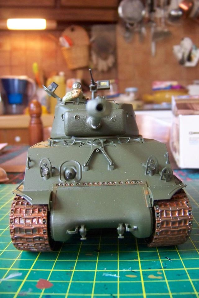 M4A3E8 Sherman Easy Eight (Tamiya 1/35) 504910