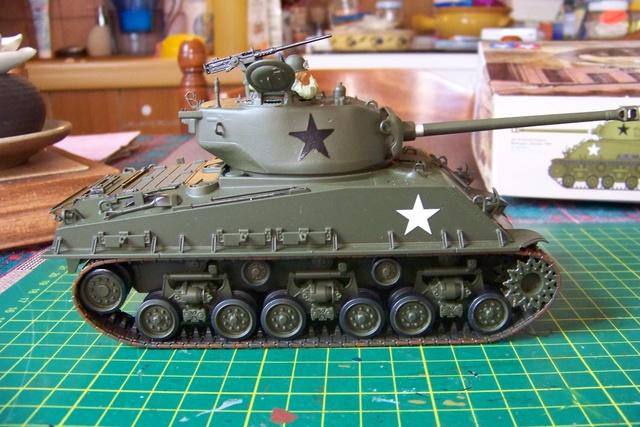M4A3E8 Sherman Easy Eight (Tamiya 1/35) 506210