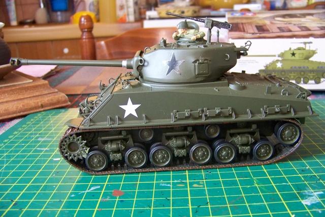 M4A3E8 Sherman Easy Eight (Tamiya 1/35) 507210
