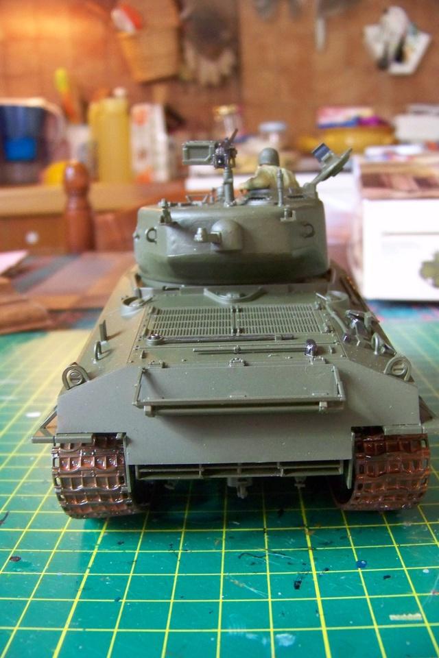 M4A3E8 Sherman Easy Eight (Tamiya 1/35) 508210