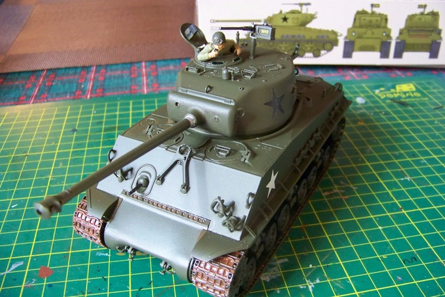 M4A3E8 Sherman Easy Eight (Tamiya 1/35) 509210