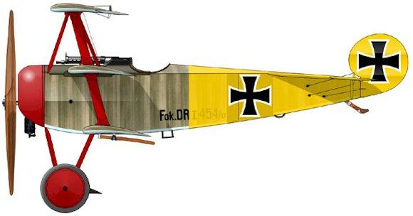 Ouvre-boîte Fokker DR.I  [Eduard 1/72] 59_210