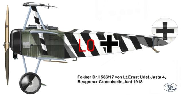 Ouvre-boîte Fokker DR.I  [Eduard 1/72] 59_2510
