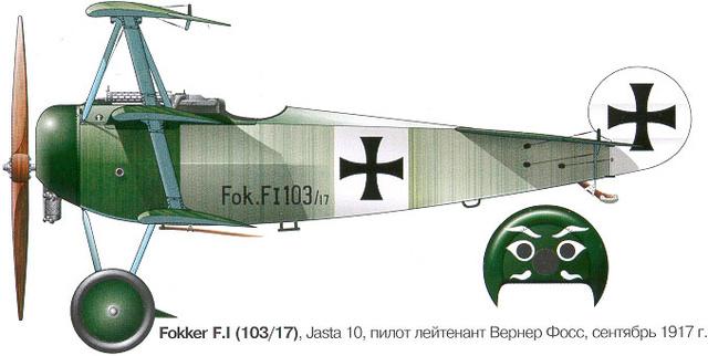 Ouvre-boîte Fokker DR.I  [Eduard 1/72] 59_3110