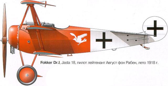 Ouvre-boîte Fokker DR.I  [Eduard 1/72] 59_3310