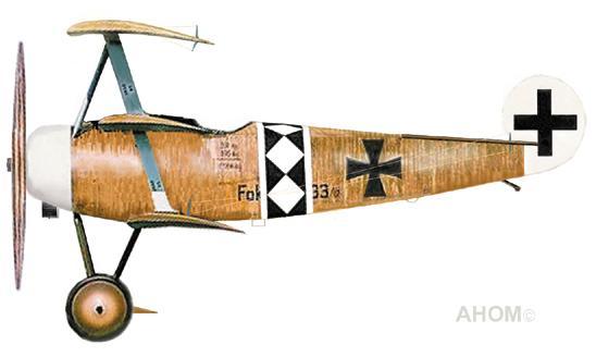 Ouvre-boîte Fokker DR.I  [Eduard 1/72] 59_3610