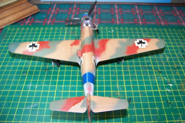 Me 509 Trumpeter 1/48 - Page 2 720610