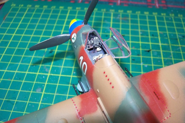 Me 509 Trumpeter 1/48 - Page 2 721610