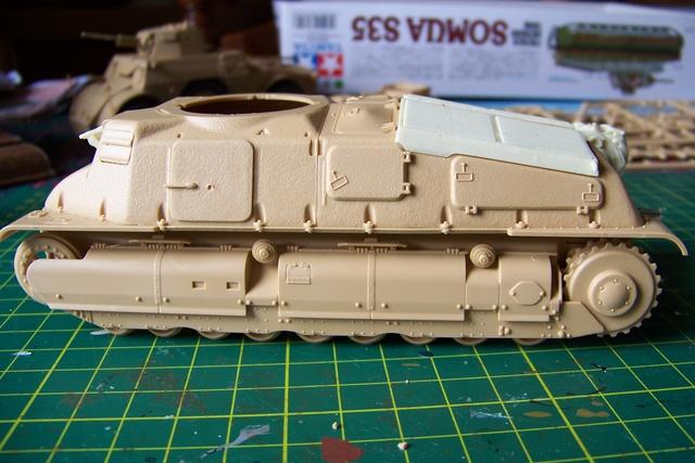Somua S35 Tamiya 1/35  742410