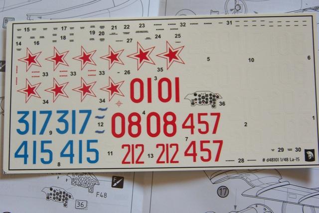 Lavochkine La15 Fantail 797410