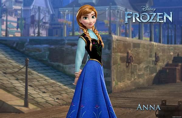 Disney Store Poupées Limited Edition 17'' (depuis 2009) - Page 4 Annasd10
