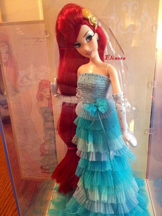 Disney Princess Designer Collection (depuis 2011) Ariel11