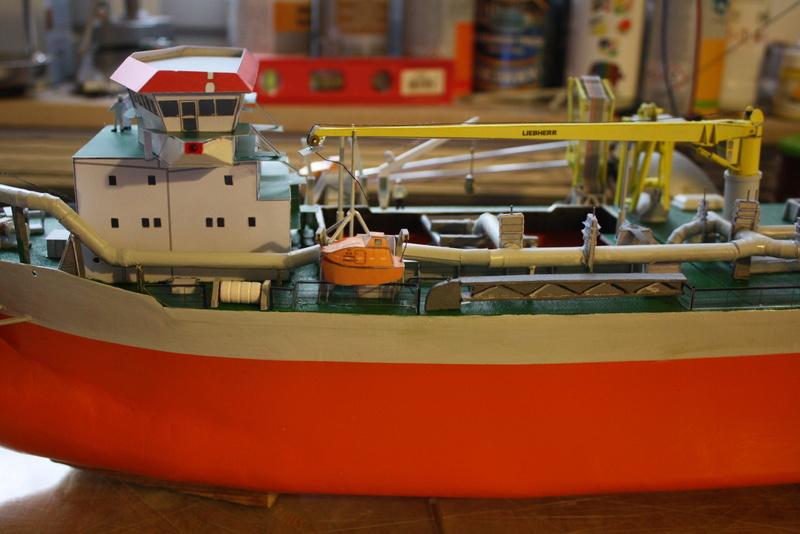 WILLEM VAN ORANJE, Saugbaggerschiff der Niederlande - Seite 11 17_03_10
