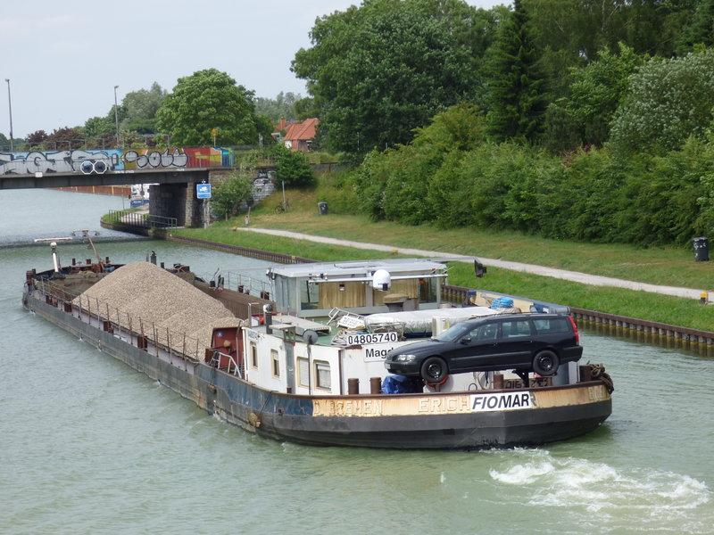 Binnenschiff BARGE / Schreiber 1:100 als RC-Modell - Seite 3 29482310