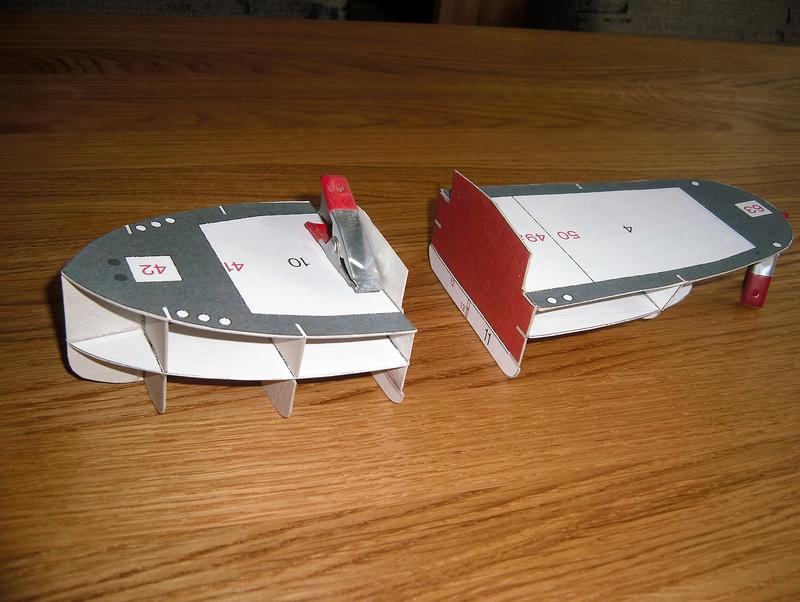Binnenschiff BARGE / Schreiber 1:100 als RC-Modell Dsci0013
