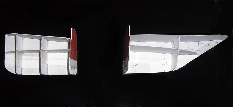 Binnenschiff BARGE / Schreiber 1:100 als RC-Modell Dsci0015