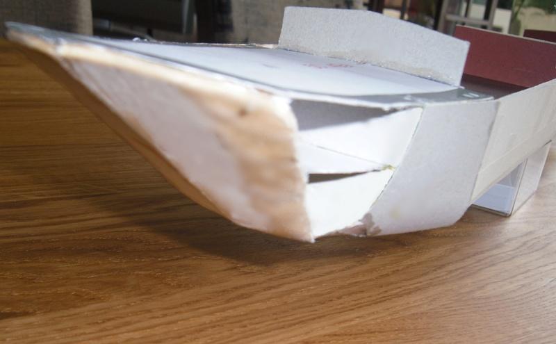 Binnenschiff BARGE / Schreiber 1:100 als RC-Modell - Seite 3 Dsci0026