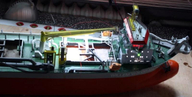 WILLEM VAN ORANJE, Saugbaggerschiff der Niederlande - Seite 15 Unbena12