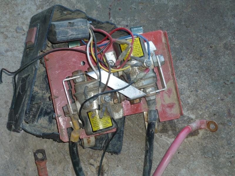 Branchement câble. P1010724
