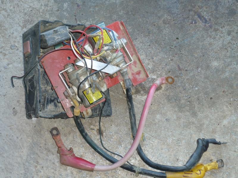 Branchement câble. P1010725